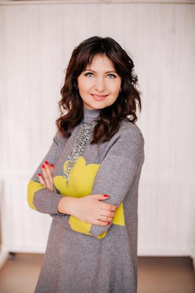 Анна Якупова
